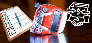 Договор дарения автомобиля – образец, бланк 2021 года